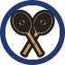 Men's 50 Plus Tennis League of Lee County logo icon